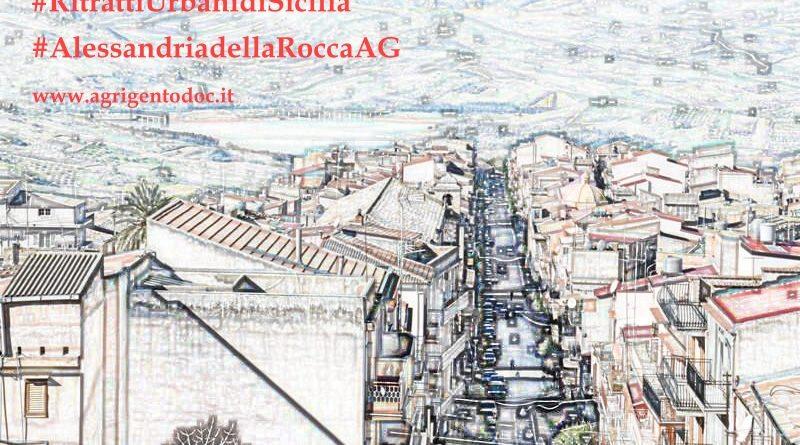 Ritratti urbani di Sicilia: Alessandria della Rocca