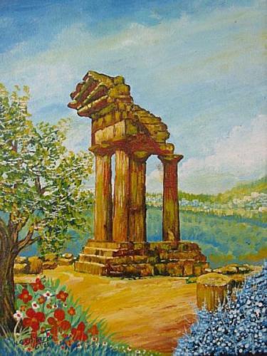 Pittore Giuseppe Nicola Ciliberto (Ribera)