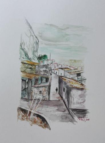 Pittore Vincenzo Patti (Favara)