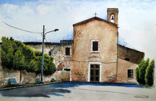 Pittore Francesco De Marco