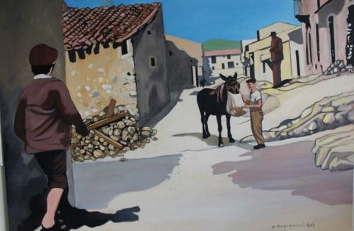 Pittore Ignazio Cinquemani