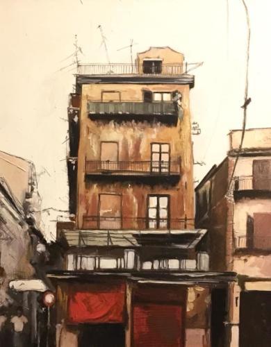 Pittore Gaetano Vella (Agrigento)