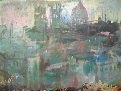 Pittore Sebastiano Caracozzo  (Mistretta)