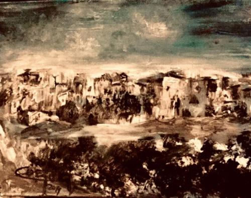 Pittrice Caterina De Luca