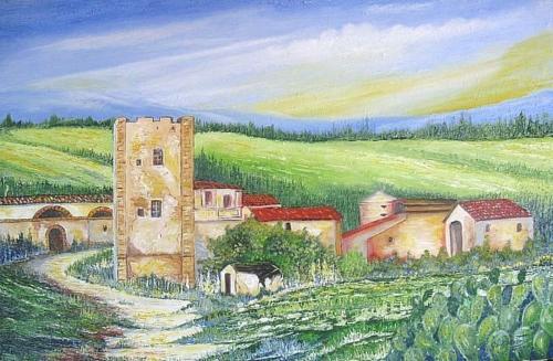 Pittore Giuseppe Nicola Ciliberto