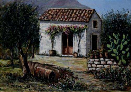 Pittore Alfredo Pavone