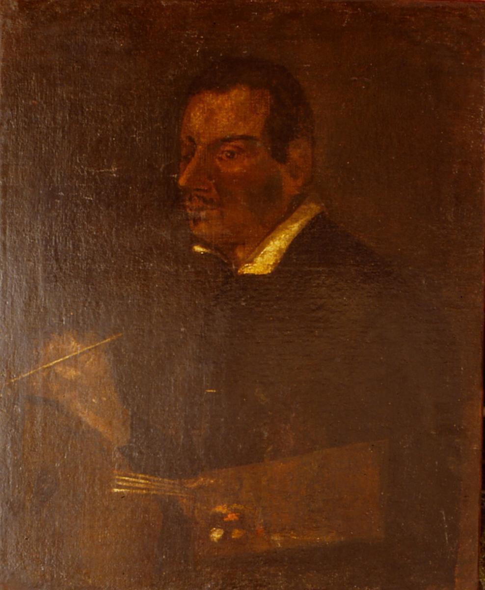 Pittore Pietro D'asaro 00 Autoritratto