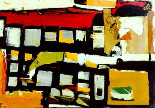 Pittrice Olga Brucculeri - La Chiave di Volta