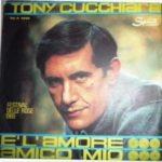 Tony Cucchiara – cantante