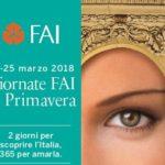 Giornate FAI 2018 anche ad Agrigento! 24 e 25 Marzo