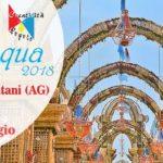 Archi di Pasqua 2018, San Biagio Platani (AG)