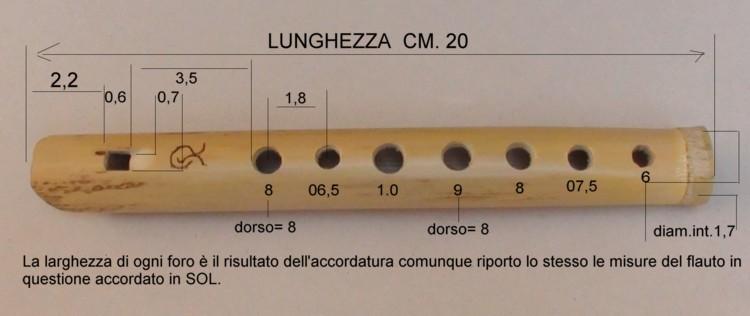 Friscalettu zufolo siciliano vendita