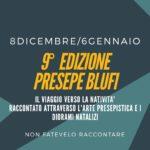 Presepe vivente in Sicilia 2019: Blufi (PA)