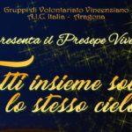 Presepe vivente in Sicilia 2019: Aragona (AG)