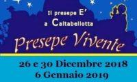 Eventi 2018 Presepe Caltabellotta 00
