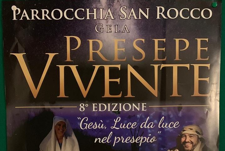 Eventi 2018 Presepe Gela San Rocco 01