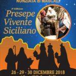 Presepi viventi in Sicilia: Mascali