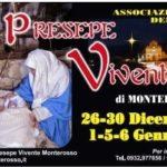 Presepi viventi in Sicilia: Monterosso Almo