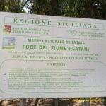 Vivi il mare: Riserva naturale orientata Foce del fiume Platani