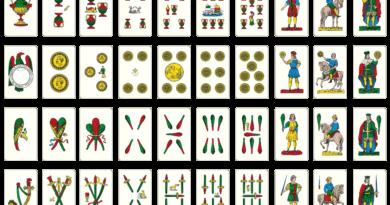 Carte da gioco siciliane