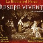 Presepe vivente in Sicilia 2019: Valderice (TP)