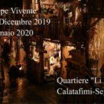 Presepe vivente in Sicilia 2019: Calatafimi-Segesta (TP)