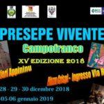 Presepe vivente in Sicilia 2019: Campofranco (CL)