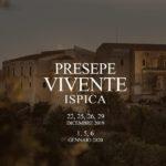Presepe vivente in Sicilia 2019: Ispica (RG)