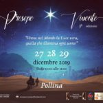 Presepe vivente in Sicilia 2019: Pollina