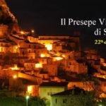Presepe vivente in Sicilia : Sutera (CL)