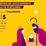 Presepe vivente in Sicilia 2019: Collesano (PA)