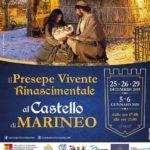 Presepe vivente in Sicilia 2019: Marineo (PA)