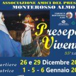 Presepe vivente in Sicilia 2019: Monterosso Almo (RG)