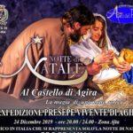 Presepe vivente in Sicilia 2019: Agira (EN)