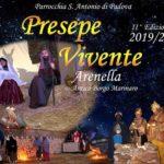 Presepe vivente in Sicilia 2019: Arenella (PA)