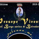 Presepe vivente in Sicilia 2019: Belvedere – Falcone (ME)