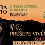 Presepe vivente in Sicilia 2019: Giuliana (PA)