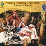 Presepe vivente in Sicilia 2019: Mascali (CT)