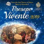 Presepe vivente in Sicilia 2019: Palma Montechiaro (AG)