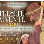 Presepe vivente in Sicilia 2019: Centro storico di Ragusa (RG)