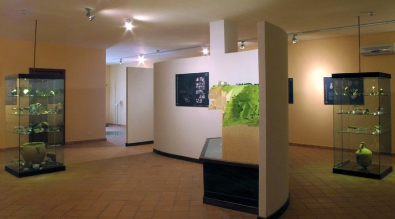 Antiquarium di Monte Kronio – Stufe di S. Calogero – Sciacca