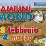 20° Festival Internazionale I Bambini del Mondo – Agrigento