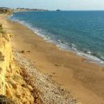 Vivi il mare: spiaggia Foce della Gallina di Licata