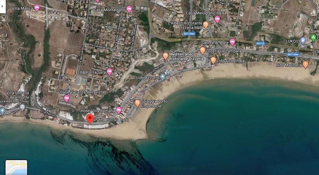 Vivi il mare: Punta Piccola e Villa Romana