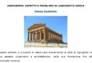 Aspetti e problemi di Agrigento Greca