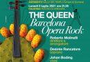 E' viva la musica – The Queen – Barcelona Opera Rock