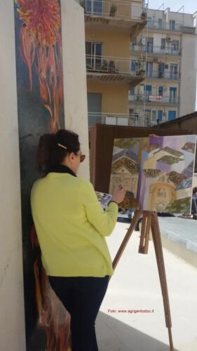 100 artisti per dipingere la Valle 7