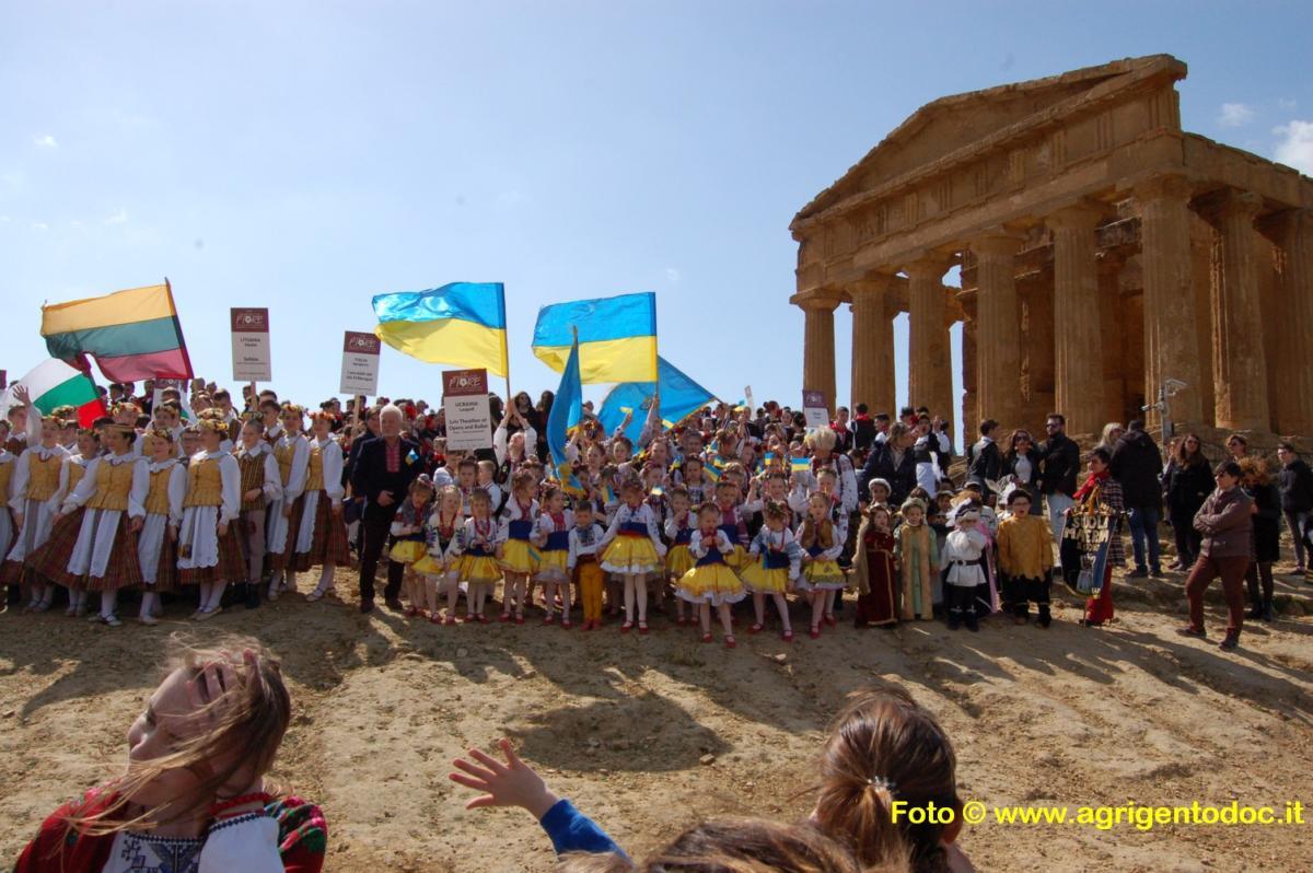 Festival Internazionale I Bambini del Mondo - Agrigento
