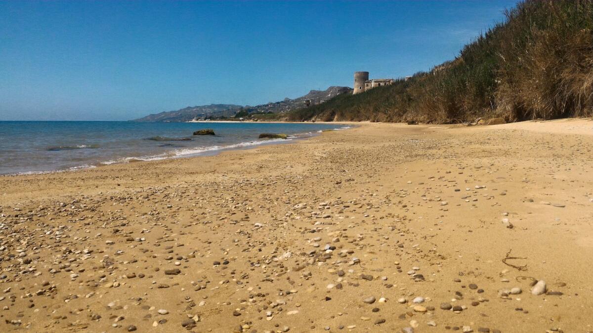 Spiaggia Licata Torre di Gaffe 02