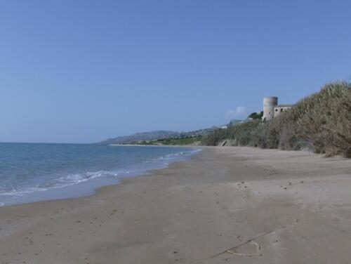 Spiaggia Licata Torre di Gaffe 01